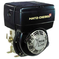 Ricambi motori diesel Hatz