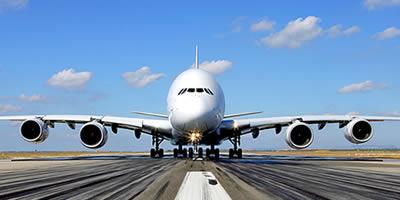 Motori e ricambi per macchine aeroportuali