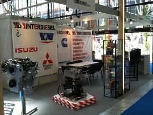 Interdiesel a Autopromotec 2011