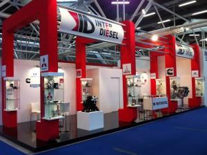 Interdiesel a Autopromotec 2013