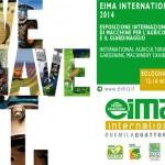 Vieni a trovarci all'Eima 2014 a Bologna