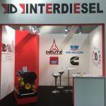 Interdiesel a ExpoFerroviaria 2016